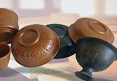 Des poteries de Lezoux, Puy de Dôme