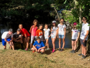 maison des jeunes camp d'été 2018