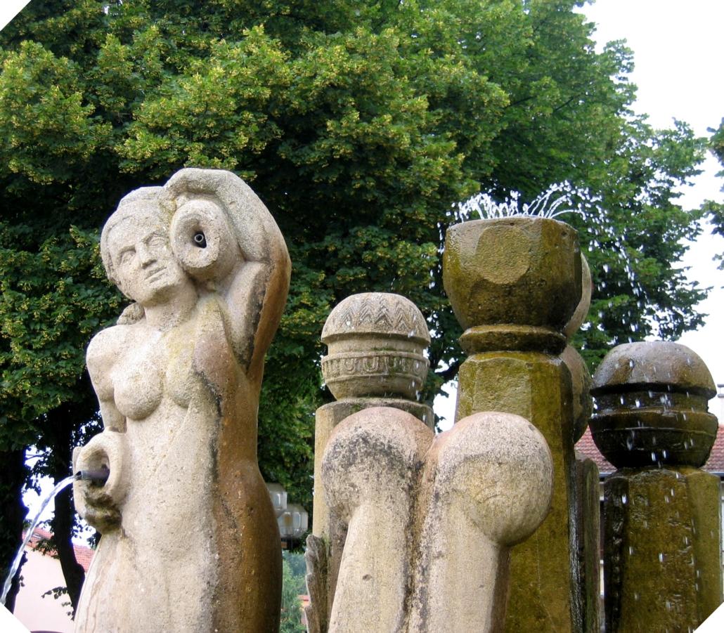 Fontaine de CHAUCHARD Jean