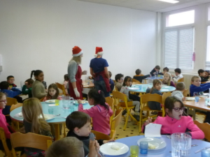 restaurant scolaire groupe A