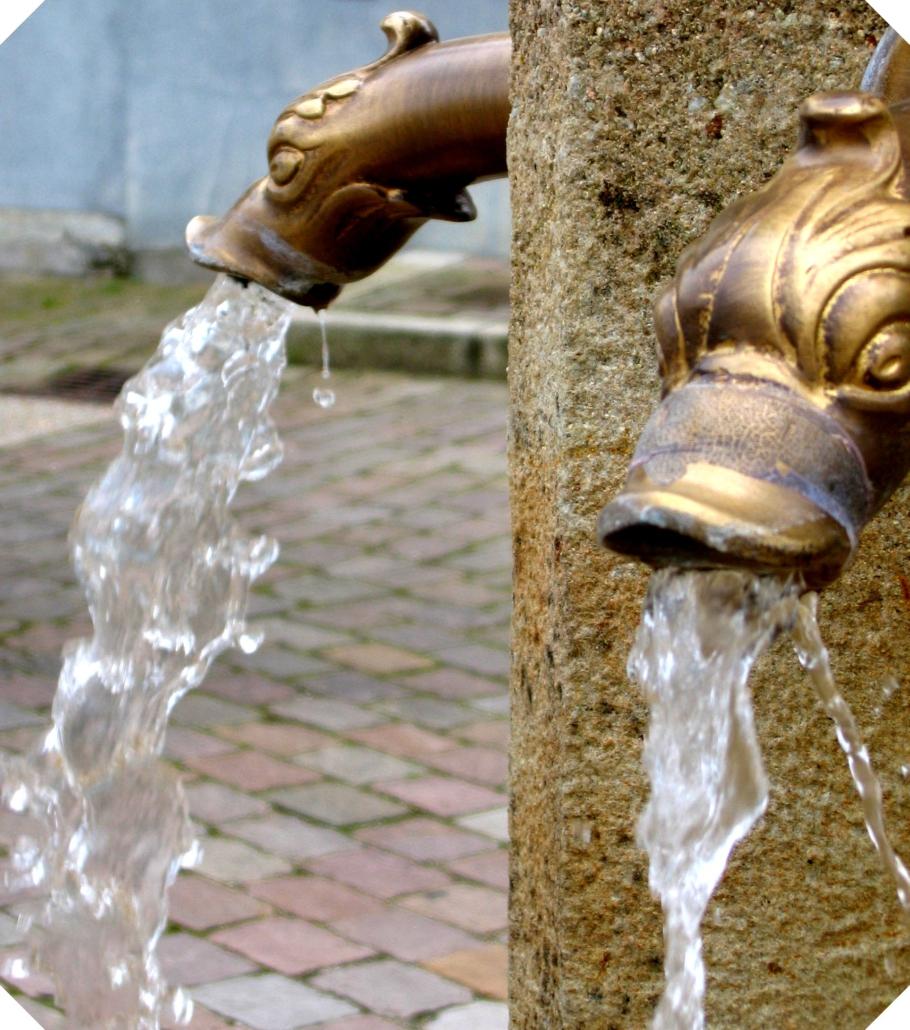 Fontaine place Jean RIMBERT
