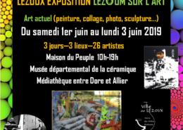 Affiche Lezoom