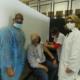 Covid centre de vaccination